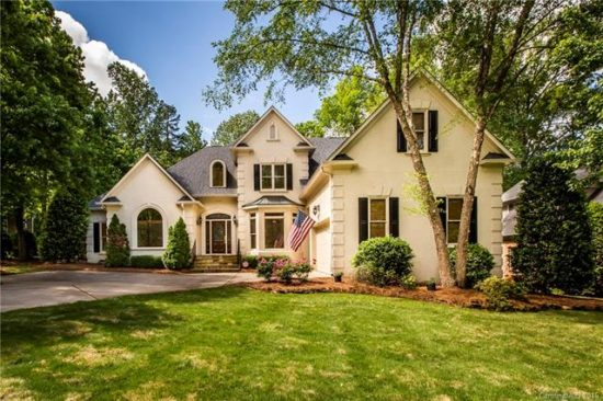 15308 Ballantyne Country Club Dr | $772,500 | Sold for 97% of asking price